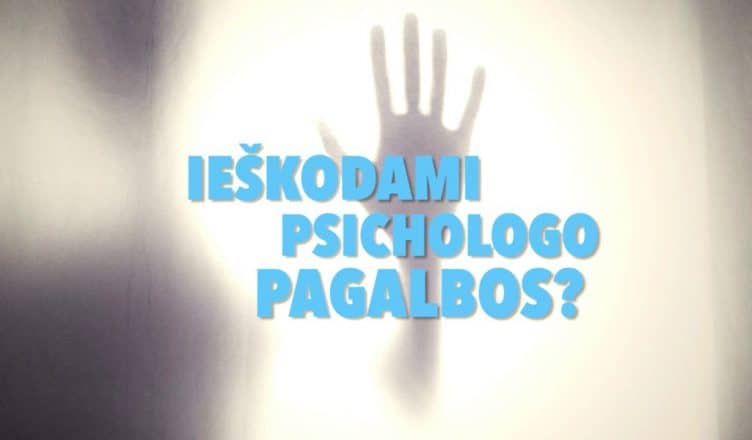 Ko žmonės iš tikrųjų ieško, ieškodami psichologo pagalbos?