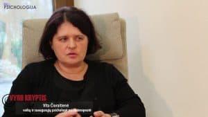 Vyro kryptis #4. Pokalbis su Vita Čioraitiene apie agresiją ir vyriškumą.
