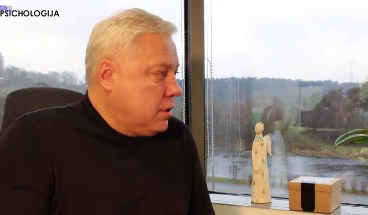 Vyro kryptis #9. Pokalbis su Algimantu Variakoju. Kaip praeitis padeda judėti į priekį?